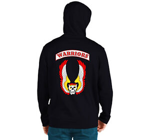 The Warriors Movie Hooded Halloween Unisex Mens Women Sweatshirt