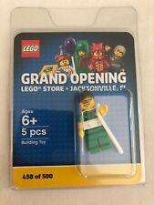 Lego store grand opening minifigure Jacksonville