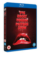 The Rocky Horror Picture Show DVD (2015) Tim Curry, Sharman (DIR) cert 15