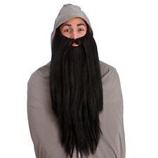 2ef06758eee Long Length Beards Mens Wizards Beard Fancy Dress Accessory 4 Colours