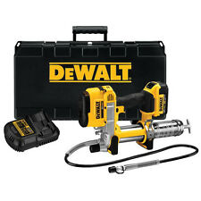DEWALT 20V MAX Li-Ion Grease Gun DCGG571M1 New