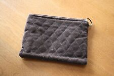 PURSE, COSMETIC, PENCIL, PHONE, MAKEUP, POUCH BAG PURSE CASE lined