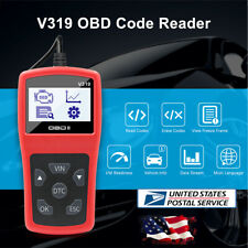 Car Scanner Tool EOBD OBD2 Professional Enhanced OBDII Diagnostic Code Reader