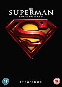 Superman: The Ultimate Collection DVD (2012) Christopher Reeve, Donner (DIR)