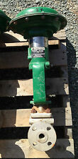 FISHER TYPE ED SS 1 INCH CLASS 300 667 ACTUATED VALVE
