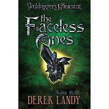 Skulduggery Pleasant: The Faceless Ones-ExLibrary