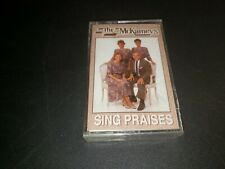 The McKamey's Sing Praises Audio Cassette Brand New