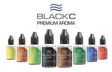 BLACKC PREMIUM AROMA zum mischen von Base/E-Liquid für E Zigaretten & E Shishas