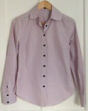 JAEGER Striped Shirt, Size 8, Lovely Condition