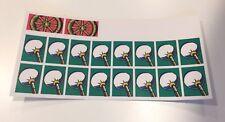 Gottlieb Cue Ball Wizard Pinball Replacement Drop Target Decals Sticker Set
