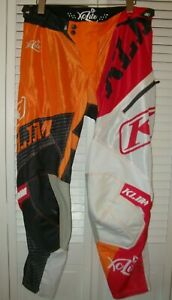 Klim XC Lite Womens Dirt Bike Motorcycle Pants Size 10