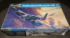 Revell 1/32 DeHavilland Mosquito Mk IV RAF Night Bomber- NIOB + Extra Decals
