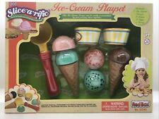 Slice-a-rific Ice Cream Playset Kitchen Pretend Toy NEW!