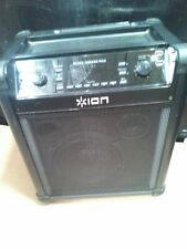 Ion Block Rocker Max Bluetooth Speaker Karaoke Party Sound (CT621)
