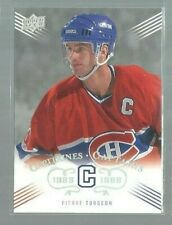 2008-09 Upper Deck Montreal Canadiens Centennial #225 Pierre Turgeon (ref49323)