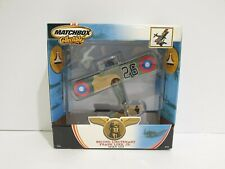Matchbox Collectible Second Lieutenant Frank Luke - Spad XIII Diecast Airplane