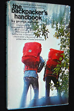 The Backpacker's Handbook (1972, Hardcover) by George Sullivan ~ Survival Book