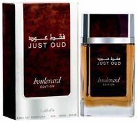 Just Oud Boulevard 100ml EDP - Lattafa Perfumes