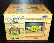 ANGRY BIRDS SPEAKER GEAR4 PIG 2.1 STERO Docking Station Apple Ipod Iphone Game