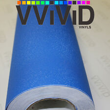 Blue Crystal Diamond 15M x 1.52M VViViD9 Cast Vinyl New Auto Car Wrap Vehicle