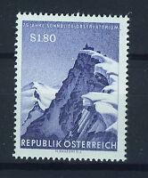 AUSTRIA 1961  MNH  SC.666 Sonnblick meteorological observatory