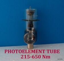 PHOTOELEMENT TUBE F-26  / Ф-26/  215-650 Nm  USSR MELZ  IN ORIGINAL BOX