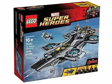Lego Marvel Super Heroes The SHIELD Helicarrier (76042)