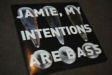 "!!! ""Jamie, My Intentions Are Bass"" PROMO CARDSLEEVE CD SINGLE / WARP - WAP310CD"