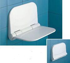 sedile Gedy sedia ribaltabile per doccia seggiolino richiudibile a parete