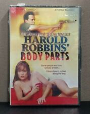 Harold Robbins': Body Parts    (DVD)      BRAND NEW