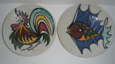 Continental Art Pottery Bowls
