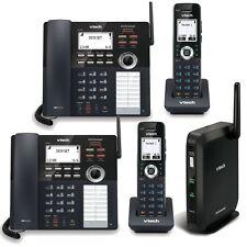 VTech Business Phone System 4 Line Capacity: 2 Desksets & 2 Handheld Extensions