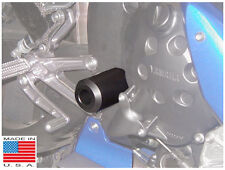 07-14 Yamaha R1 Graves Clutch Slider Frame Saver Black FCY-07R1-K