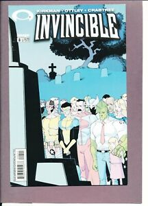 Invincible 8 NM- 9.2 1st Damian Darkblood Funeral for Guardians 1st Elephant