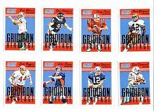 2015 Panini Score, Gridiron Heritage, Football Cards !!