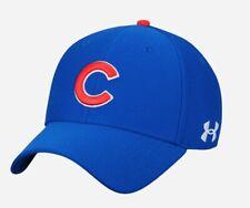 Under armour Chicago Cubs Baseball Hat Adjustable Back Genuine MLB cap Cubs