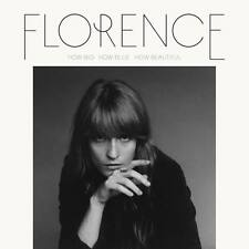 FLORENCE + THE MACHINE How Big, How Blue, How Beautiful CD 2015 * NEW