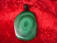 Malachite pendant by paul harrison PP 87