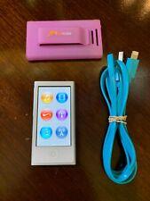 Apple iPod Nano 7th Generation Silver (16GB) A1446