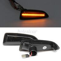 LED Side Indicators Light Turn Signal For Opel Vauxhall Astra J Insignia   */!