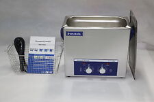 Durasonix 6.5 L Ultrasonic Cleaner w/ busket, Timer & Heater Stainless Built