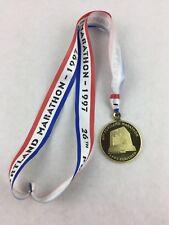 26th Portland Marathon 1997 Finisher Medal Oregon