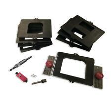 Milescraft Door Mortising Kit 16.625 in L. x 3.125 in. W x 7 in. H  Steel