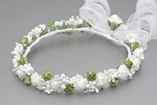 W 032 wedding flower crown komunia First Holy Communion wreath wianek komunijny