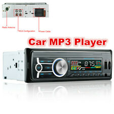 Car Stereo Audio Bluetooth In-Dash FM Aux Input Receiver USB/SD/MP3 Radio Player