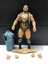 WWE Mattel Tucker Heavy Machinery Elite Series #76 Figure loose