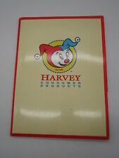 Harvey Consumer Products Informational Folder 1997 Richie Rich Casper etc