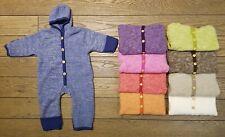 Cosilana Overall Wolle  mit Kratzschutz