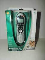 New Logitech Harmony 670 Advanced Universal Remote Control