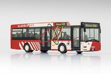 "VK MODELLE - 09141 - MAN NM 223.2 ""GLARNER BUS - SBB"" - 1:87"